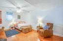 Lower level Bedroom 5 - 11404 SEYMOUR LN, SPOTSYLVANIA