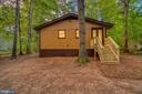 Large back yard with so much potential! - 145 HARRISON CIR, LOCUST GROVE