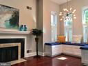 Three levels of comfortable elegant living space. - 17 6TH ST SE, WASHINGTON