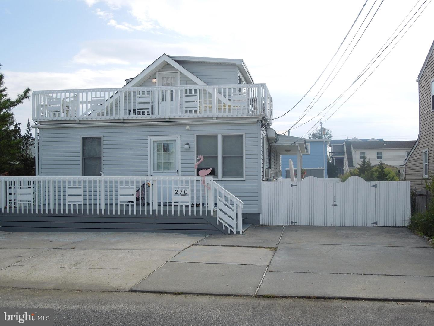 Triplex for Sale at Surf City, New Jersey 08008 United States