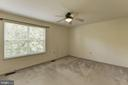 Master Suite - 13002 LIMESTONE CT, CLIFTON