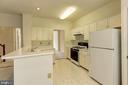Open Kitchen - 13002 LIMESTONE CT, CLIFTON