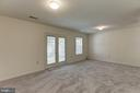 Walk-out Rec Room - 13002 LIMESTONE CT, CLIFTON