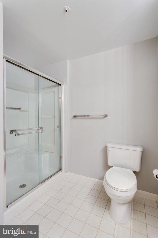 And Master bath also has walk-in shower - 19365 CYPRESS RIDGE TER #418, LEESBURG