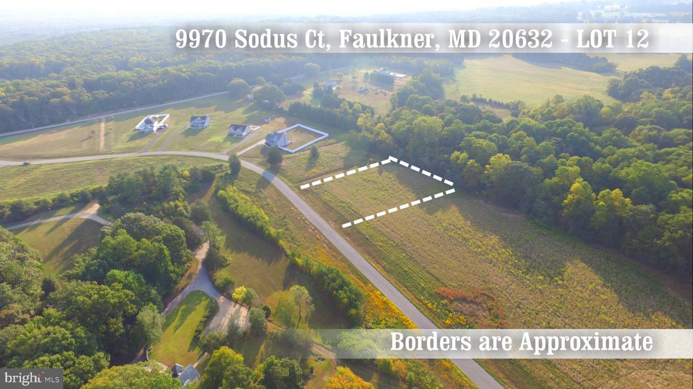 토지 용 매매 에 Faulkner, 메릴랜드 20632 미국