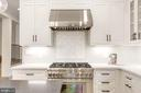 high-end stainless appliances - 3601 VAN NESS ST NW, WASHINGTON