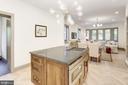 Kitchen/Great Room - 3601 VAN NESS ST NW, WASHINGTON