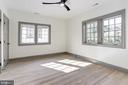 Large third bedroom - 3601 VAN NESS ST NW, WASHINGTON