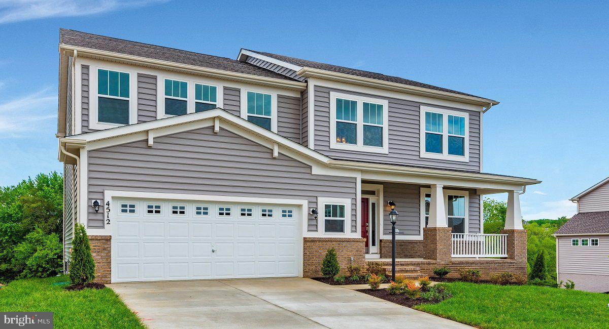 Single Family Homes 용 매매 에 Monrovia, 메릴랜드 21770 미국