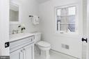 Top floor full bath - 3601 VAN NESS ST NW, WASHINGTON