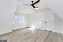 Fourth bedroom - 3601 VAN NESS ST NW, WASHINGTON
