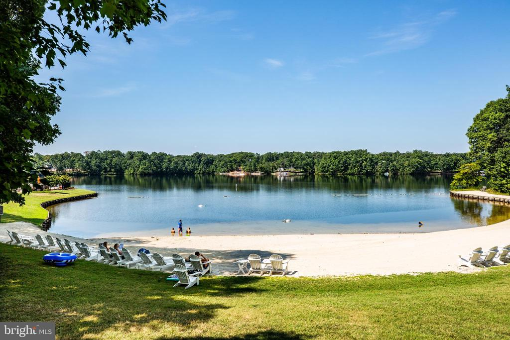 Beautiful community beach - 11404 SEYMOUR LN, SPOTSYLVANIA
