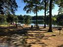 Beach area by the lake - 88 BOUNDARY DR, STAFFORD