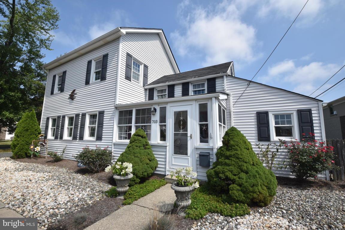 Single Family Homes för Försäljning vid Sea Girt, New Jersey 08750 Förenta staterna