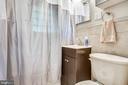 Full Bath on Upper Level - 2142 S OXFORD ST, ARLINGTON