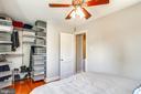 Custom Closet System - perfect for organization - 2142 S OXFORD ST, ARLINGTON