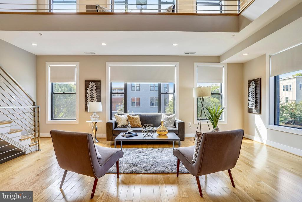 A perfect space for a small gathering... - 1400 K ST SE #2, WASHINGTON