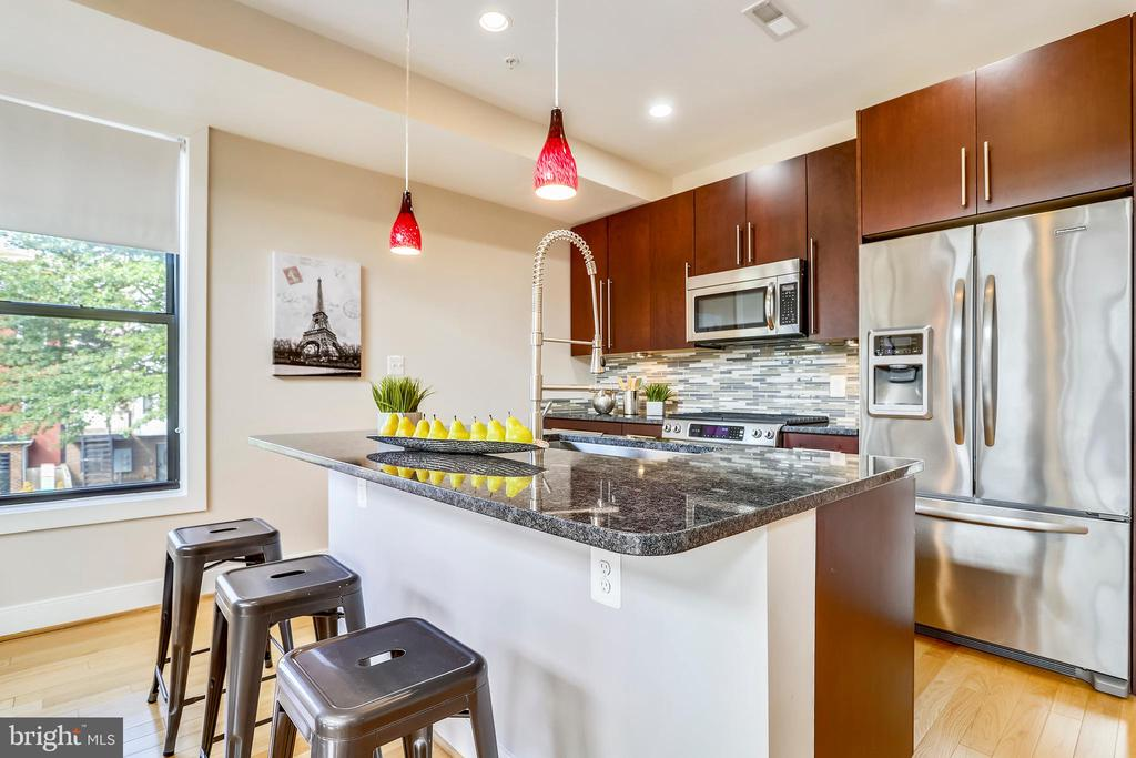 Keep the conversation going while you cook. - 1400 K ST SE #2, WASHINGTON