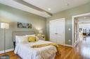 Large bedroom closets. - 1400 K ST SE #2, WASHINGTON
