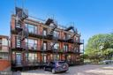 Assigned parking and access to the roof deck. - 1400 K ST SE #2, WASHINGTON