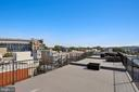 Another view from the roof deck. - 1400 K ST SE #2, WASHINGTON