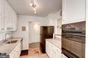 Kitchen - 2939 VAN NESS ST NW #1248, WASHINGTON