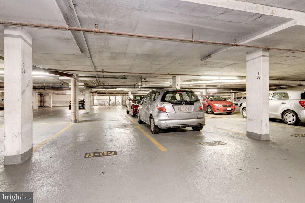 Parking - 2939 VAN NESS ST NW #1248, WASHINGTON