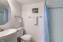Master Bath - 2939 VAN NESS ST NW #1248, WASHINGTON