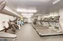 Exercise Room - 2939 VAN NESS ST NW #1248, WASHINGTON