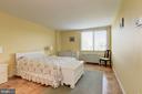 2nd Bedroom (murphy bed) - 2939 VAN NESS ST NW #1248, WASHINGTON