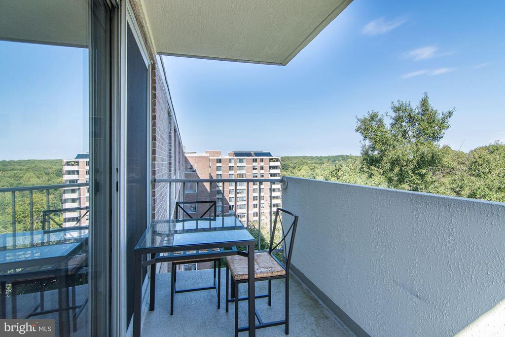 Balcony - 2939 VAN NESS ST NW #1248, WASHINGTON