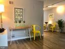 The lower level 1BD/1BA apartment. - 17 6TH ST SE, WASHINGTON