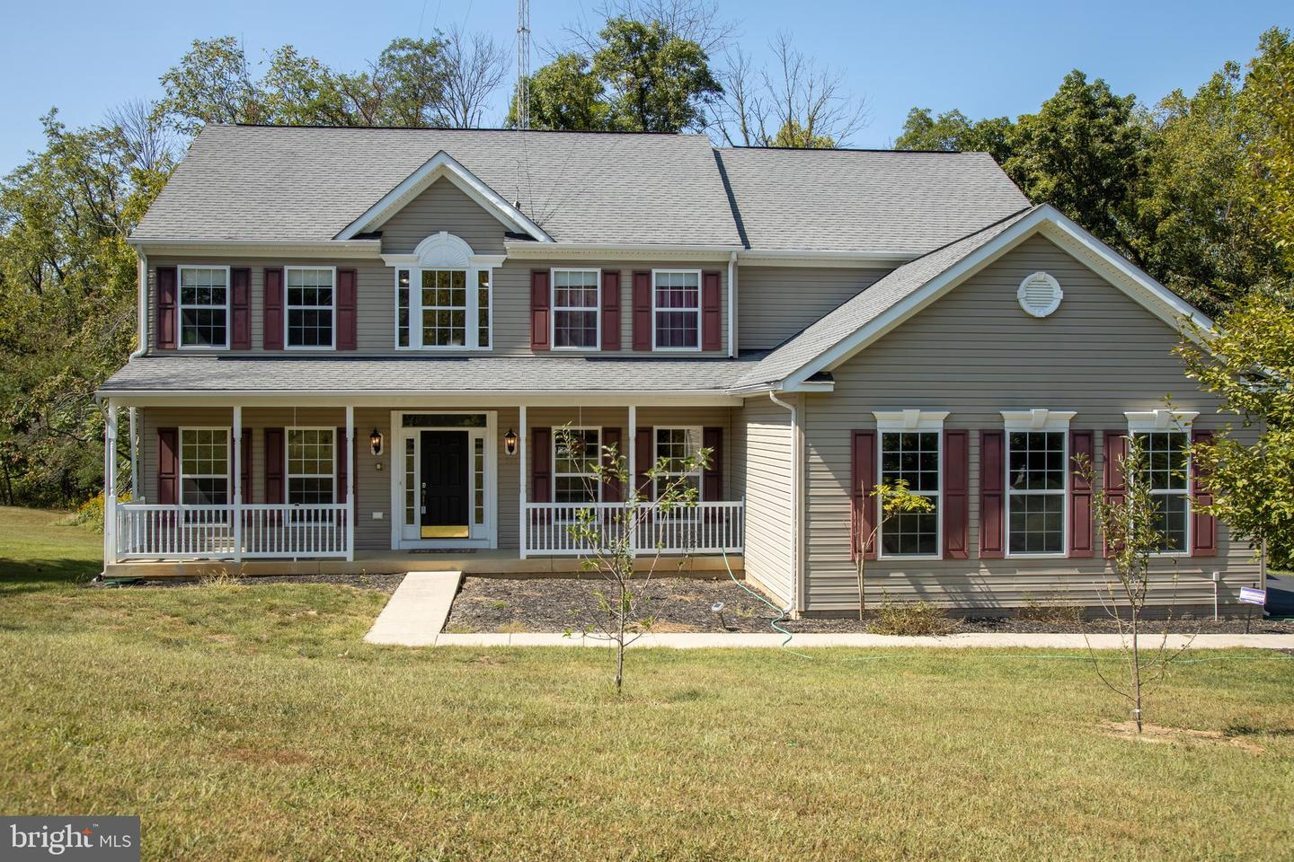 Single Family Homes for Sale at Middletown, Virginia 22645 United States