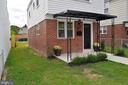 Exterior Front - 1713 NEWTON ST NE, WASHINGTON
