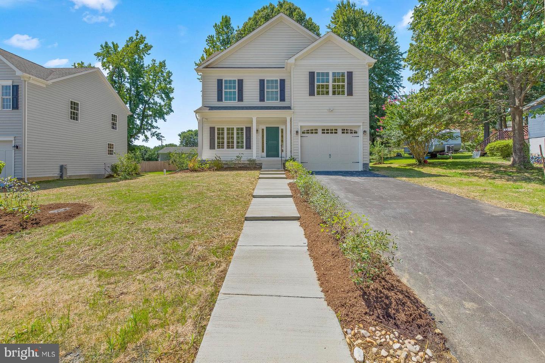 Single Family Homes のために 売買 アット Deale, メリーランド 20751 アメリカ