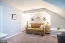 Third Floor Second Bedroom - 1952 N CLEVELAND ST #1, ARLINGTON