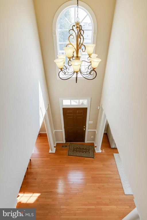 GRAND 2 STORY FOYER - 5401 ADAMSTOWN COMMONS DR, ADAMSTOWN