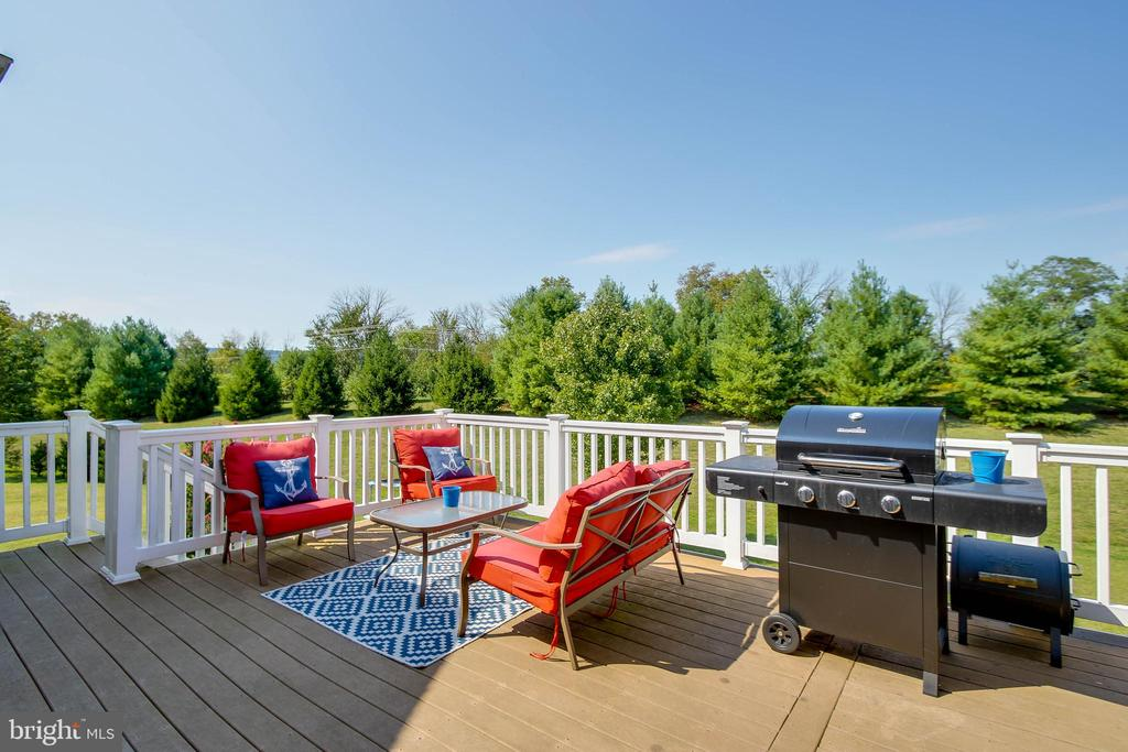 TREX DECK - 5401 ADAMSTOWN COMMONS DR, ADAMSTOWN