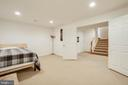 LOWER LEVEL PRIVATE ROOM - 5401 ADAMSTOWN COMMONS DR, ADAMSTOWN