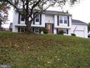 FRONT VIEW FROM ROAD - 11504 GORDON RD, FREDERICKSBURG