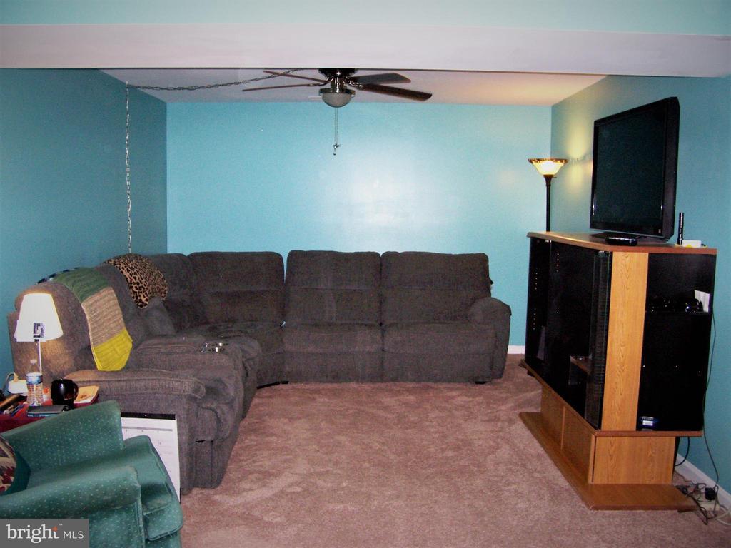 FAMILY ROOM (NEW CARPET) - 11504 GORDON RD, FREDERICKSBURG
