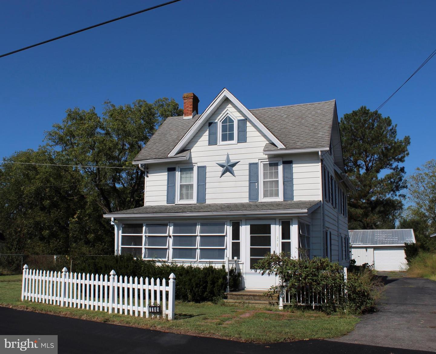 Single Family Homes por un Venta en Bethel, Delaware 19931 Estados Unidos