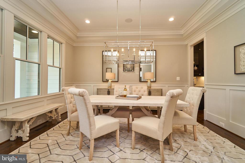 Dining Room - 3616 N UPLAND ST, ARLINGTON