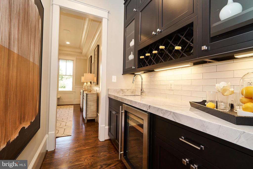 Butlers pantry - 3616 N UPLAND ST, ARLINGTON
