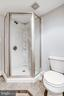 Bathroom 2 - Shower stall - 2902 LANDOVER ST, ALEXANDRIA