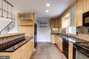Open Concept Kitchen - 2902 LANDOVER ST, ALEXANDRIA