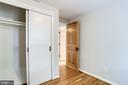 Bedroom 2 - Closet - 2902 LANDOVER ST, ALEXANDRIA