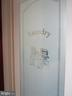 Charming etched doors to laundry room - 120 QUAIL LN, NEW MARKET