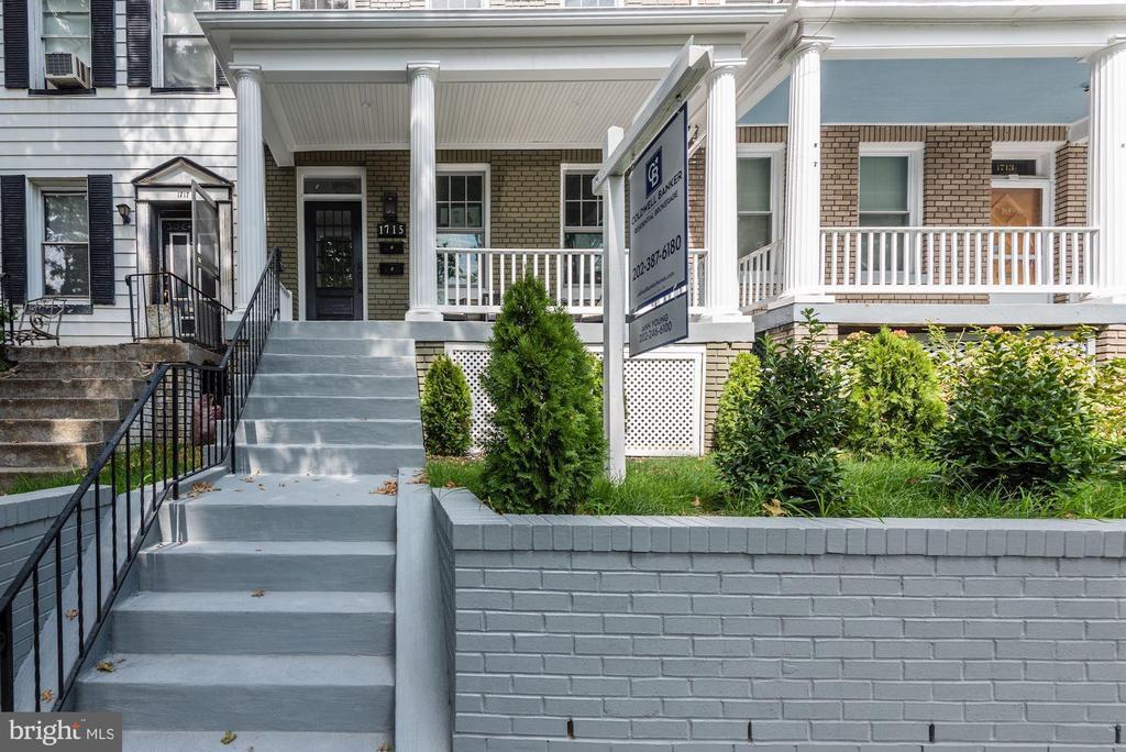 Approach to 1715 Kenyon St Condominium - 1715 KENYON ST NW #2, WASHINGTON