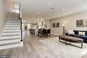 High Ceilings, Open Floorplan - 1715 KENYON ST NW #2, WASHINGTON
